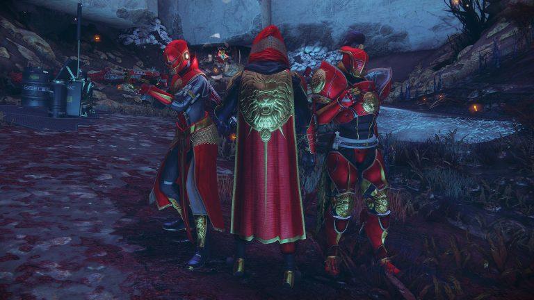 Destiny 2 - Contese di Fazione - Nuova Monarchia - Decori Stagione 2