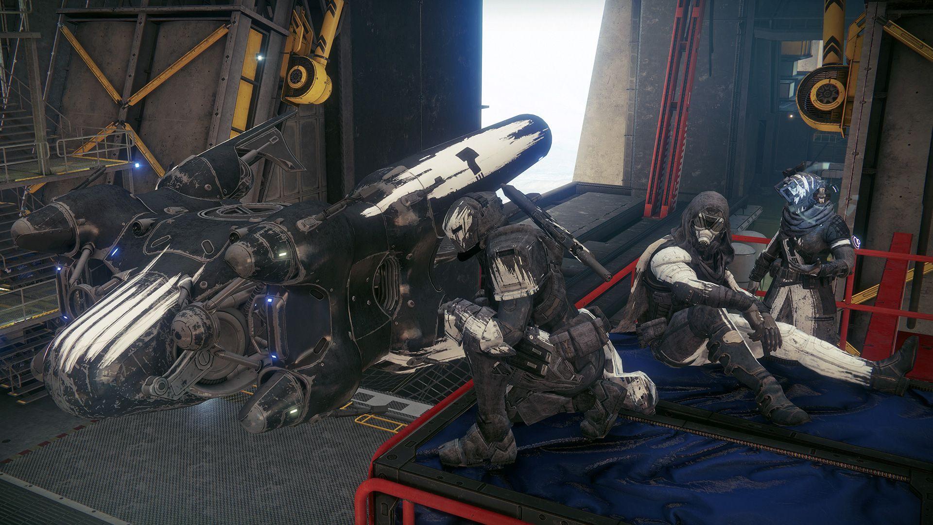 Destiny 2 - Contese di Fazione - Orbita Morta - Decori Stagione 2