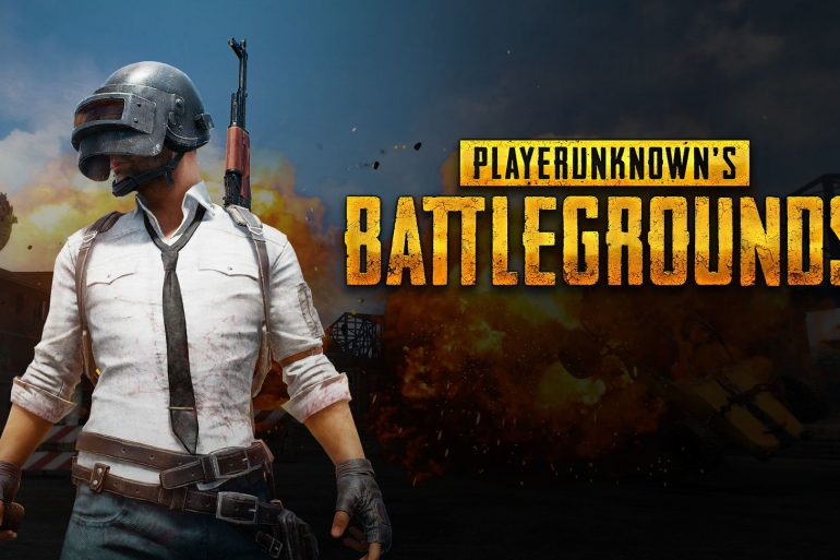 PlayerUnkwnown's Battlegrounds