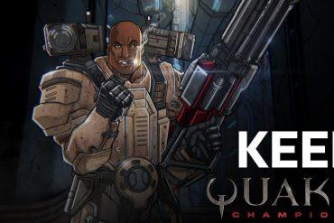 Quake Champions - Keel