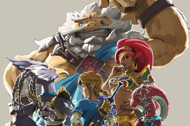 The Legend of Zelda: Breath of the Wild - La Ballata dei Campioni