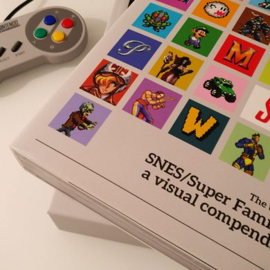 SNES/Super Famicom: a visual compendium