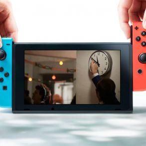 Nintendo Switch Countdown