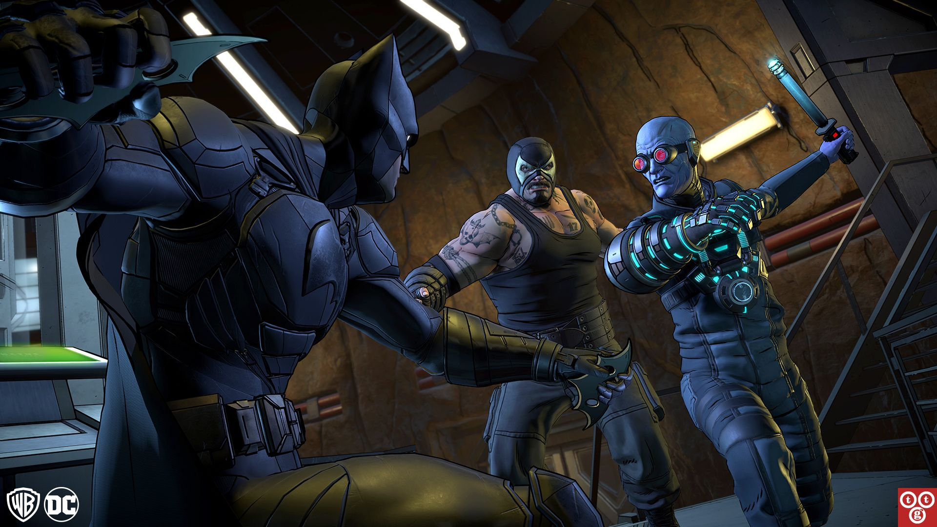 Batman: The Enemy Within - Episodio 4: What Ails You