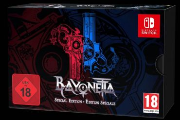 Bayonetta Limited Edition