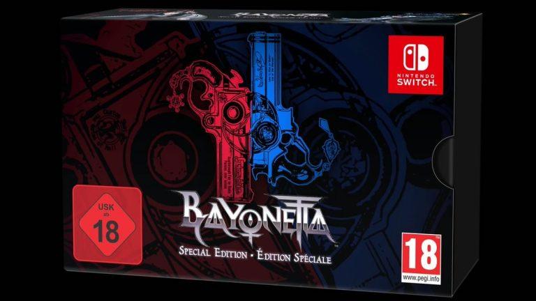 Bayonetta Limited Edition