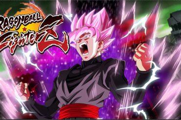 Dragon Ball FighterZ - Goku Black