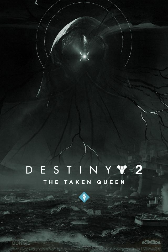 Destiny 2: The Taken Queen