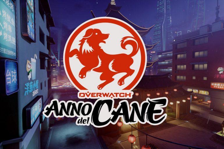 Overwatch - Annunciato Anno del Cane - Notizia