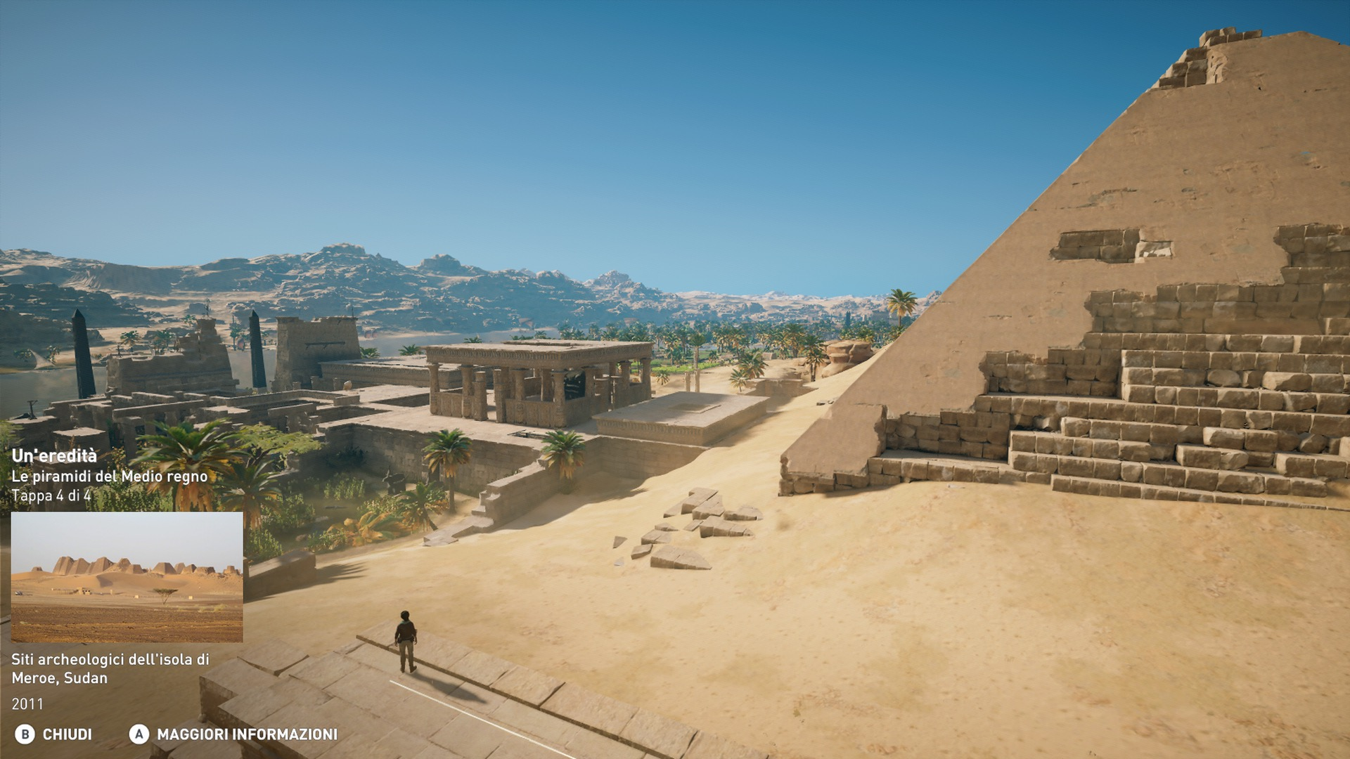 Assassin's Creed Origins: Discovery Tour