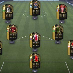 FIFA 18 - Squadra della settimana #23