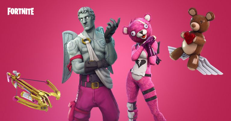 Fortnite - San Valentino