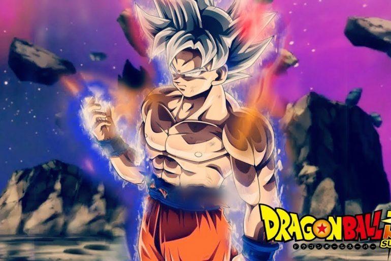 Goku Ultra Istinto Perfetto