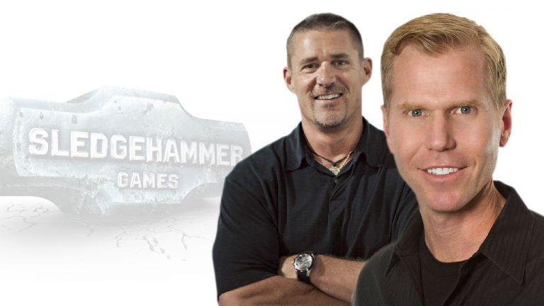 Sledgehammer Games - Micheal Condrey / Glen Schofield