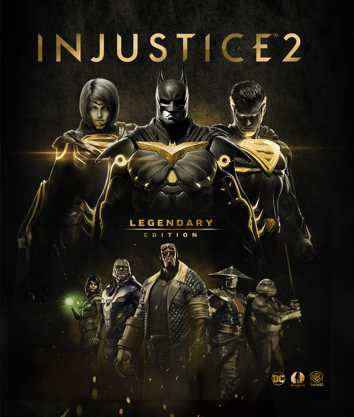 Injustice 2: NetherRealm Studios annuncia oggi la Legendary Edition