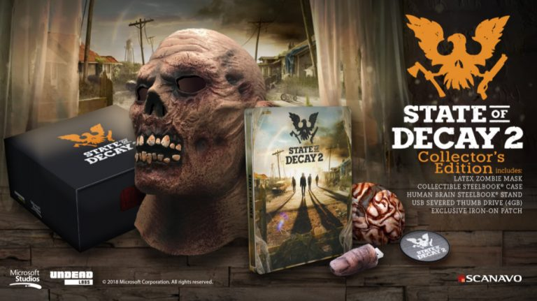State of Decay 2: Collector's Edition