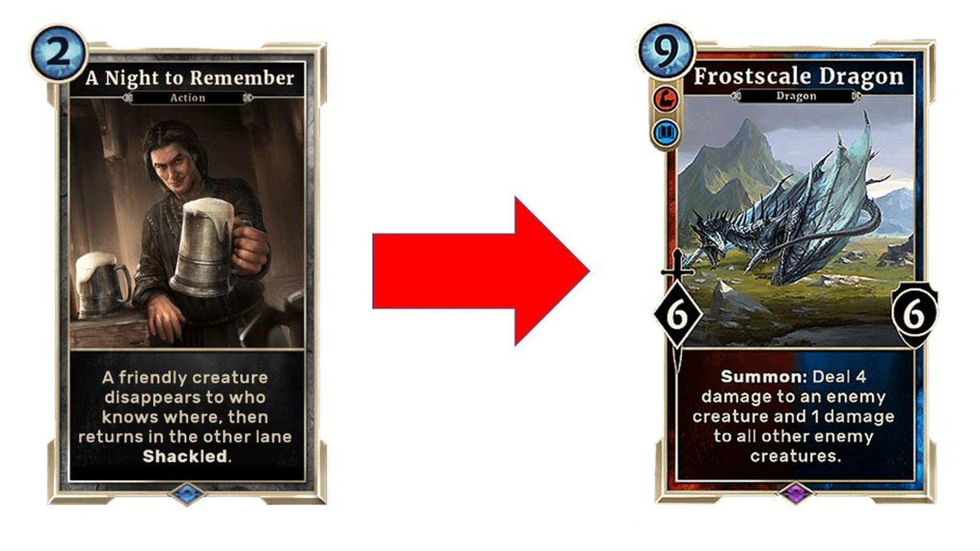 The Elder Scrolls Legends - La carta di marzo 2018