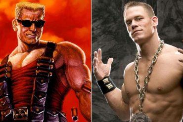 Nuke Dukem John Cena