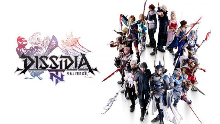 dissidia NT