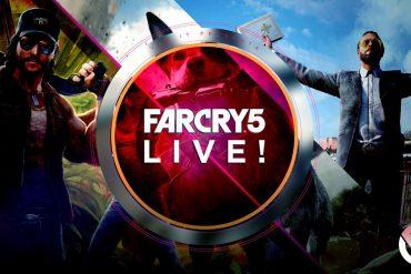 Far Cry 5 - VGN Live!
