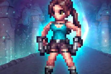 Final Fantasy: Brave Exvius - Lara Croft