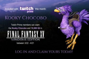 Final Fantasy XV - Kooky Chocobo Bundle