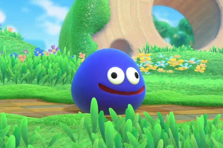 Kirby: Star Allies - Gooey