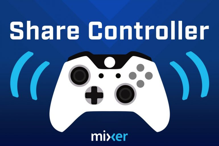 Mixer - Share Controller