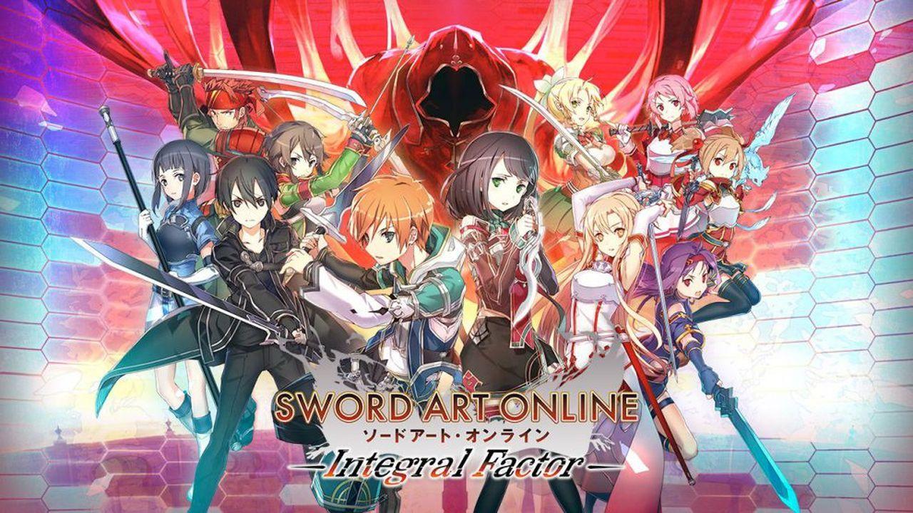 Sword Art Online Integral Factor