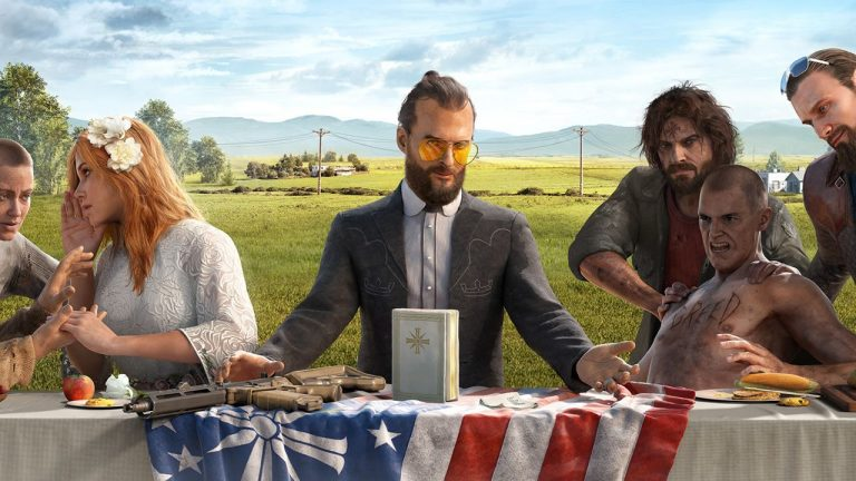 The Time Machine: Far Cry