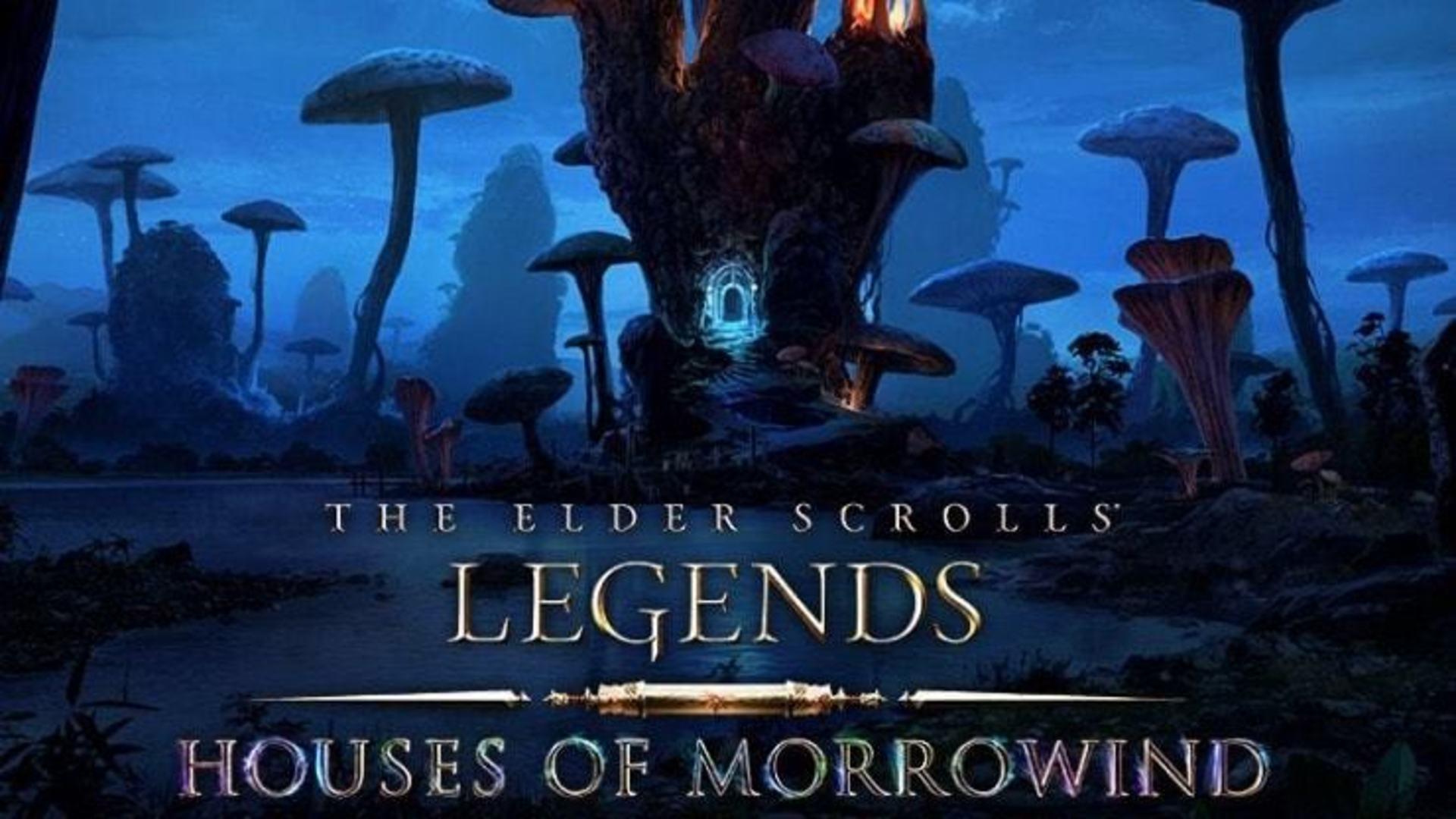 The Elder Scrolls: Legends - Casate di Morrowind