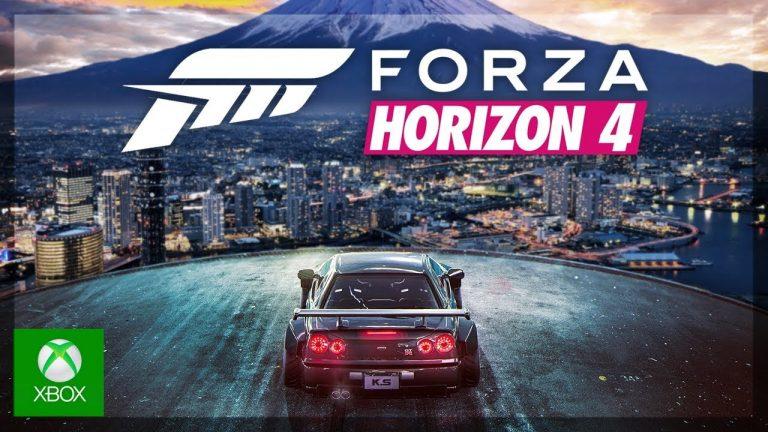 Forza Horizon 4 - Fanart