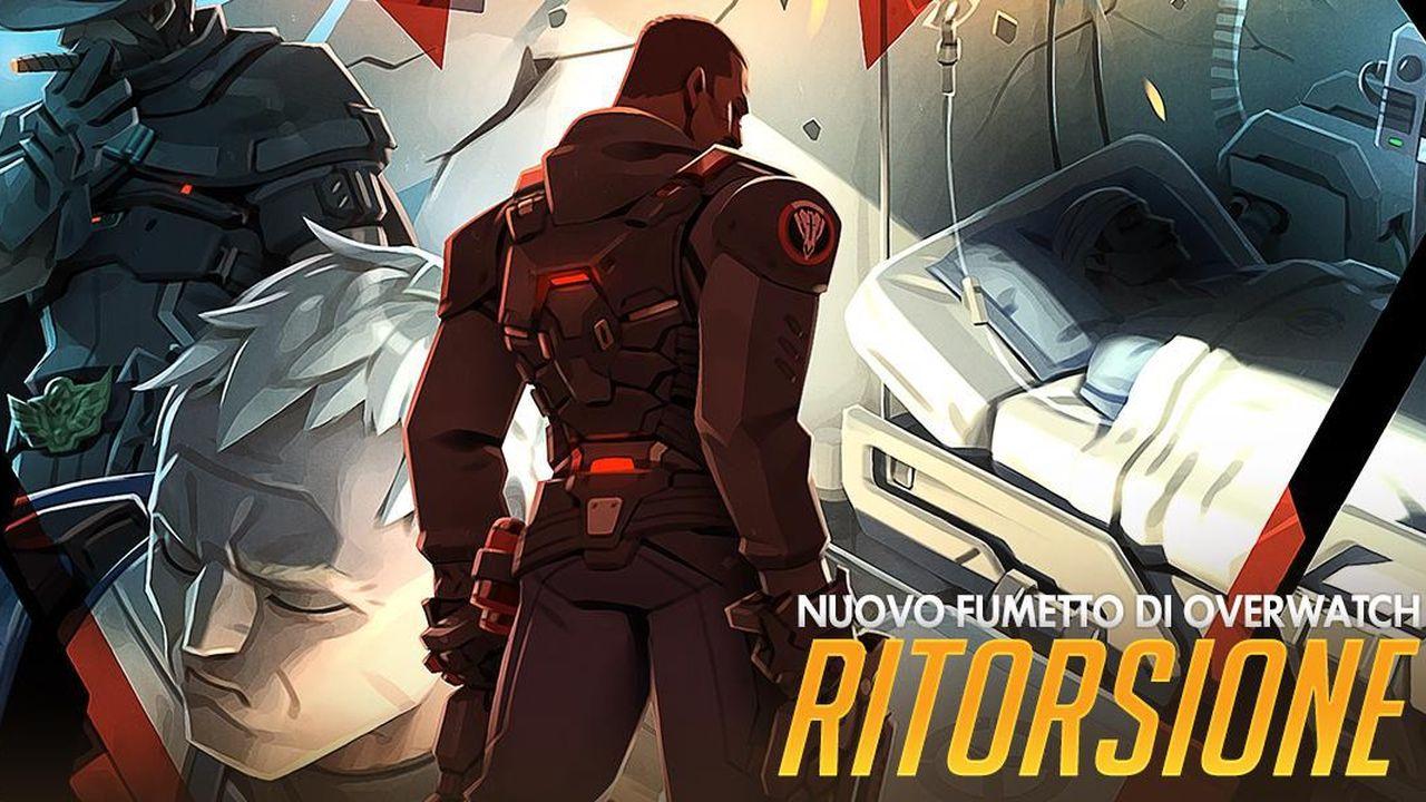 Overwatch Ritorsione