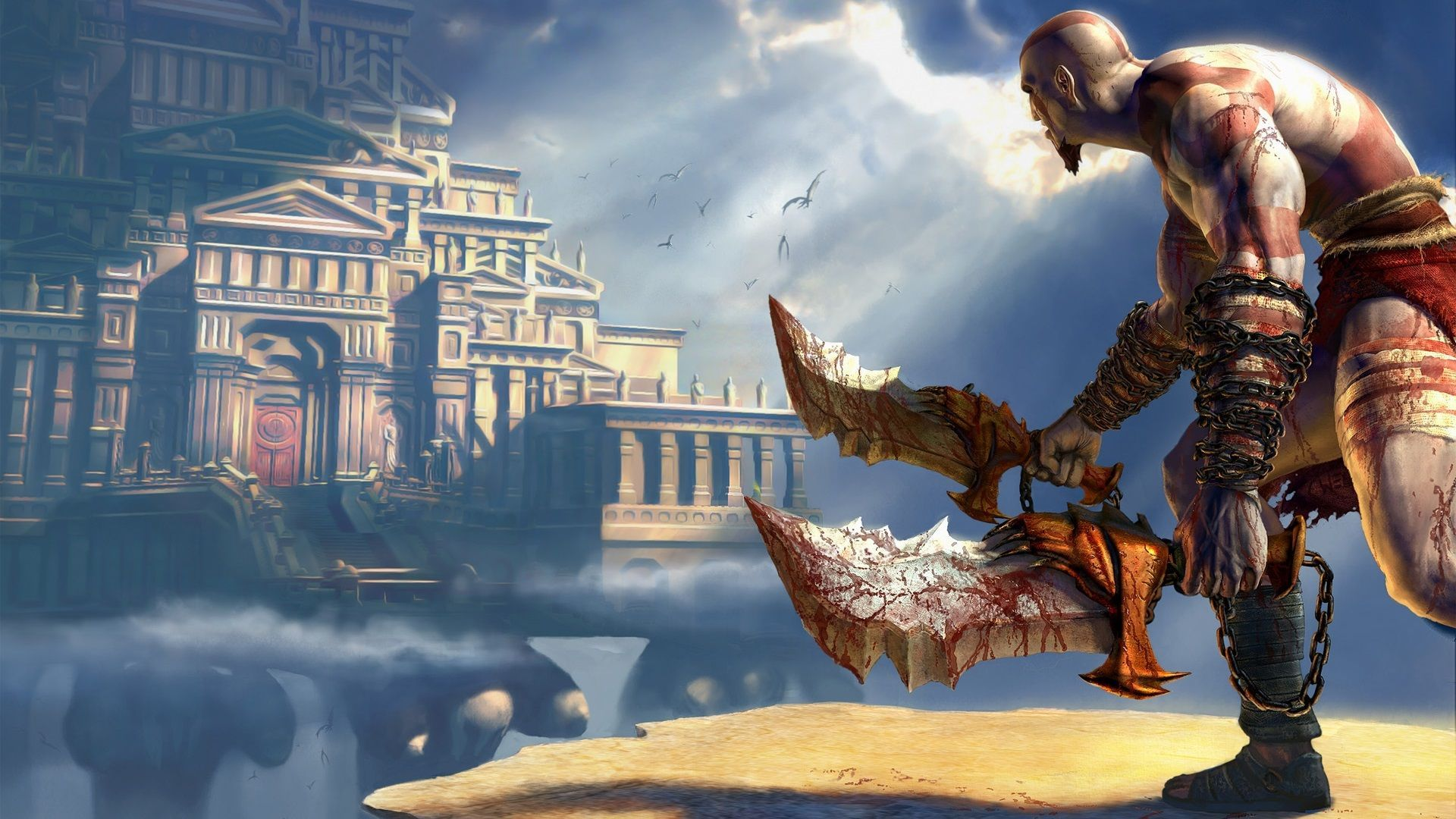 The Time Machine: God of War
