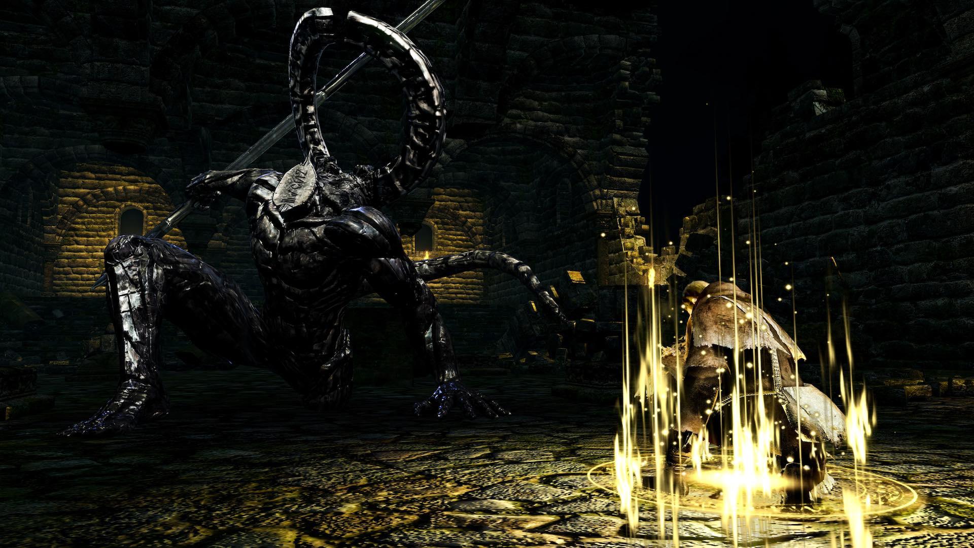 Dark Souls Remastered recensione 3