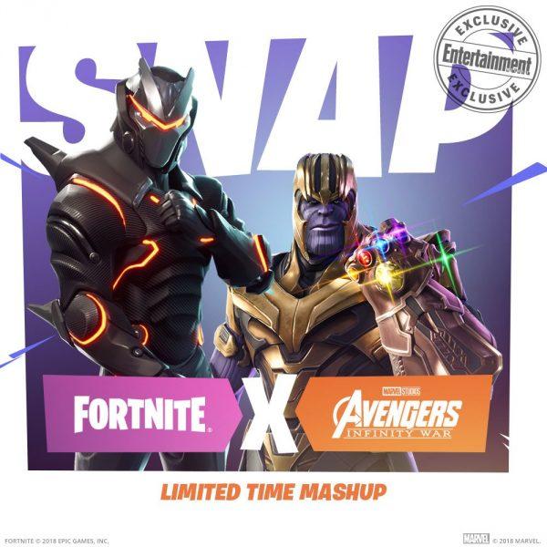 Fortnite: Infinity War - Thanos