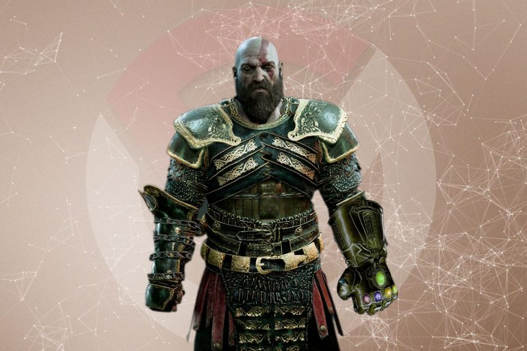 God of War - Avengers: Infinity War