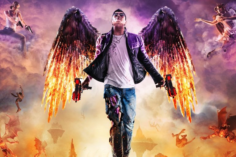 Saints Row: Gal Out of Hell