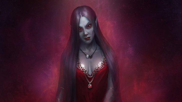 The Elder Scrolls Legends - Leggende di Tamriel - Madre Notte