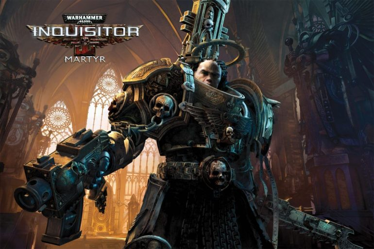 Warhammer 40000 Inquisitor Martyr