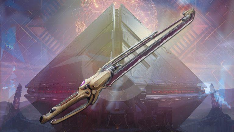 Destiny 2: Come ottenere la spada esotica Linea Oraria Zero