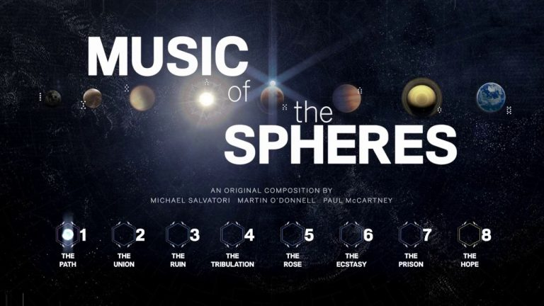 Destiny: Music of the Spheres