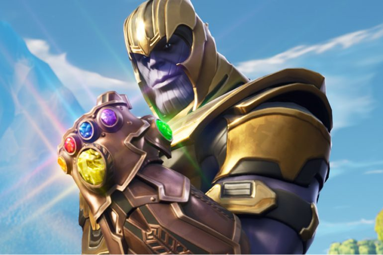 Fortnite: Battle Royale - Avengers: Infinity War