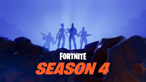 Fortnite - Stagione 4