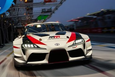 Gran Turismo Sport - Toyota GR Supra Racing Concept