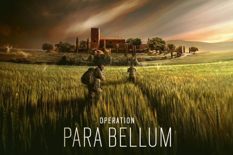 Rainbow Six Siege - Operazione Para Bellum