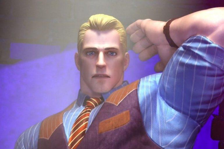 Street Fighter V: Arcade Edition Cody