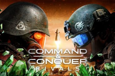 Command and Conquer: Rivals.