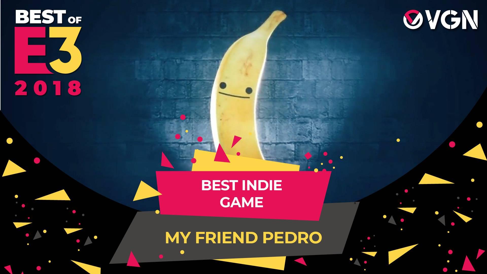 E3 2018 - Best Indie Game - My Friend Pedro