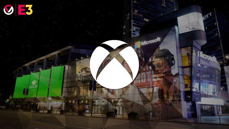 E3 2018 - Microsoft
